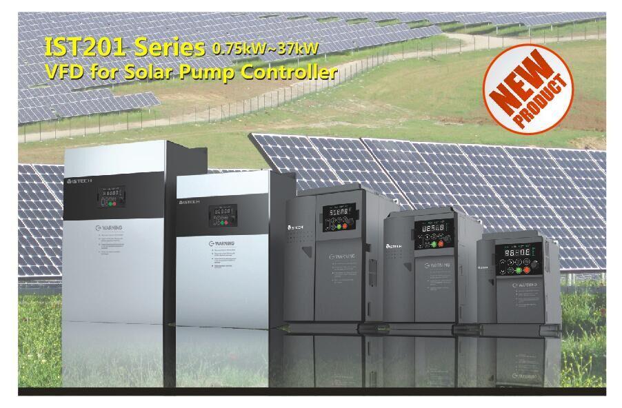 IST201 VFD for solar pump